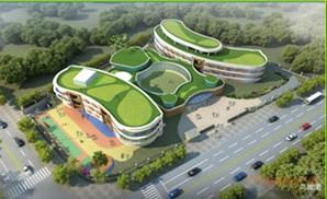 吉州区政府附近将建设9152.07㎡幼儿园啦!建设单位吉州区保育院